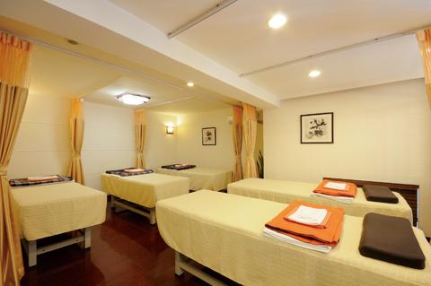 Massageraum Thaimassage Institut